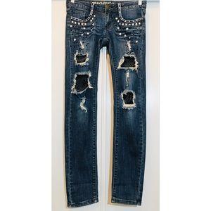 Machine Nouvelle Mode Jeans Sz. 29